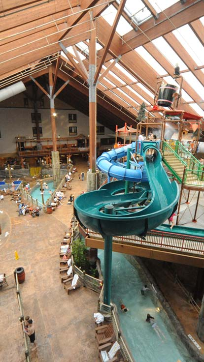 picture of the water park - NarrowScreen